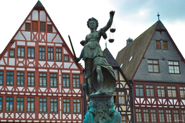 Romerberg - Frankfurt