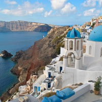 Santorini Greece: Sightseeing Tour