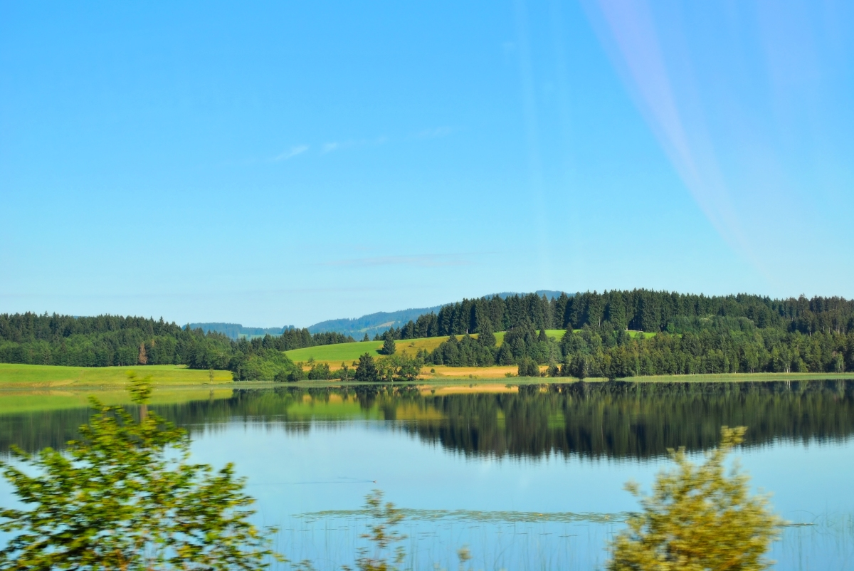 15 Photos Of Fairytale Sights You'll See When Cruising The Bavarian Alps