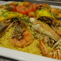 Buffet Review: Jasmine Restaurant's Seafood Night at Holiday Inn Yanbu
