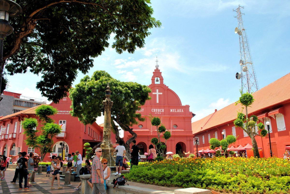Top 10 Recommendations For Melaka, Malaysia