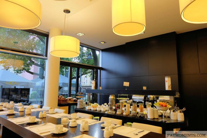Ghotel Breakfast Buffet