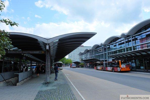 Koblenz Bus Station
