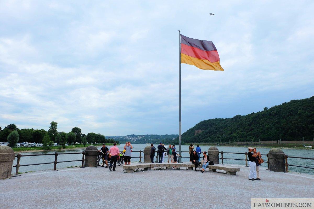 Koblenz Deutsches Eck_1