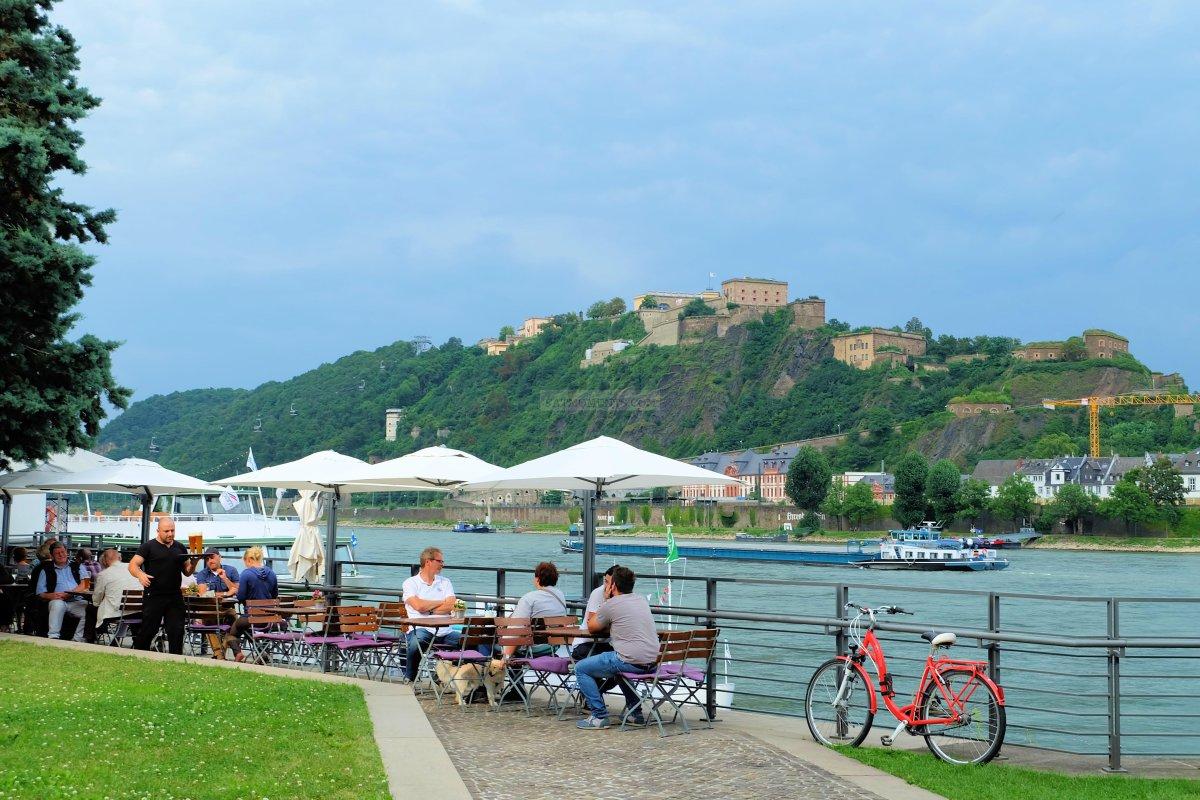 Exploring Koblenz: Sightseeing Snapshots