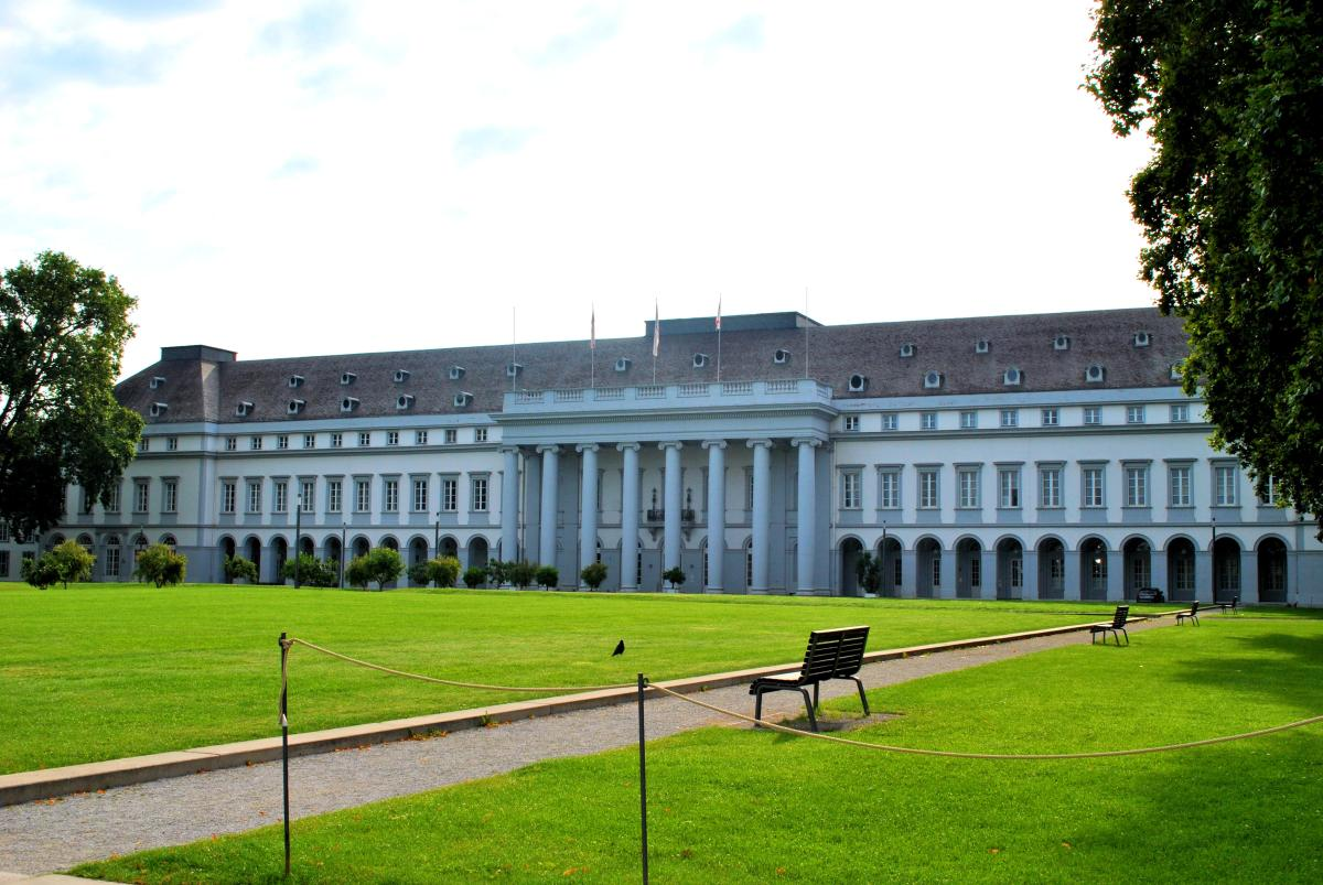 Koblenz Electoral Palace