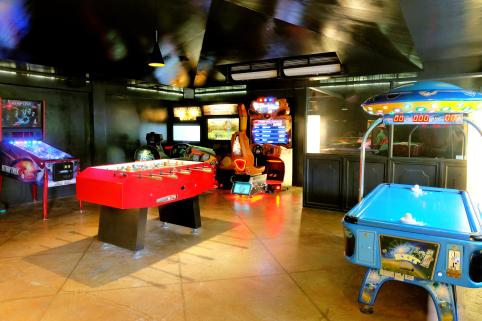 Plantation Bay Game Room