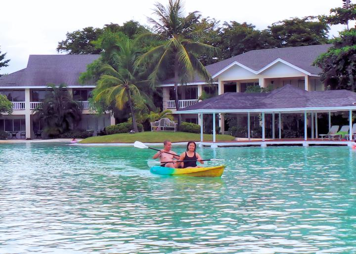 Platation Bay Kayak