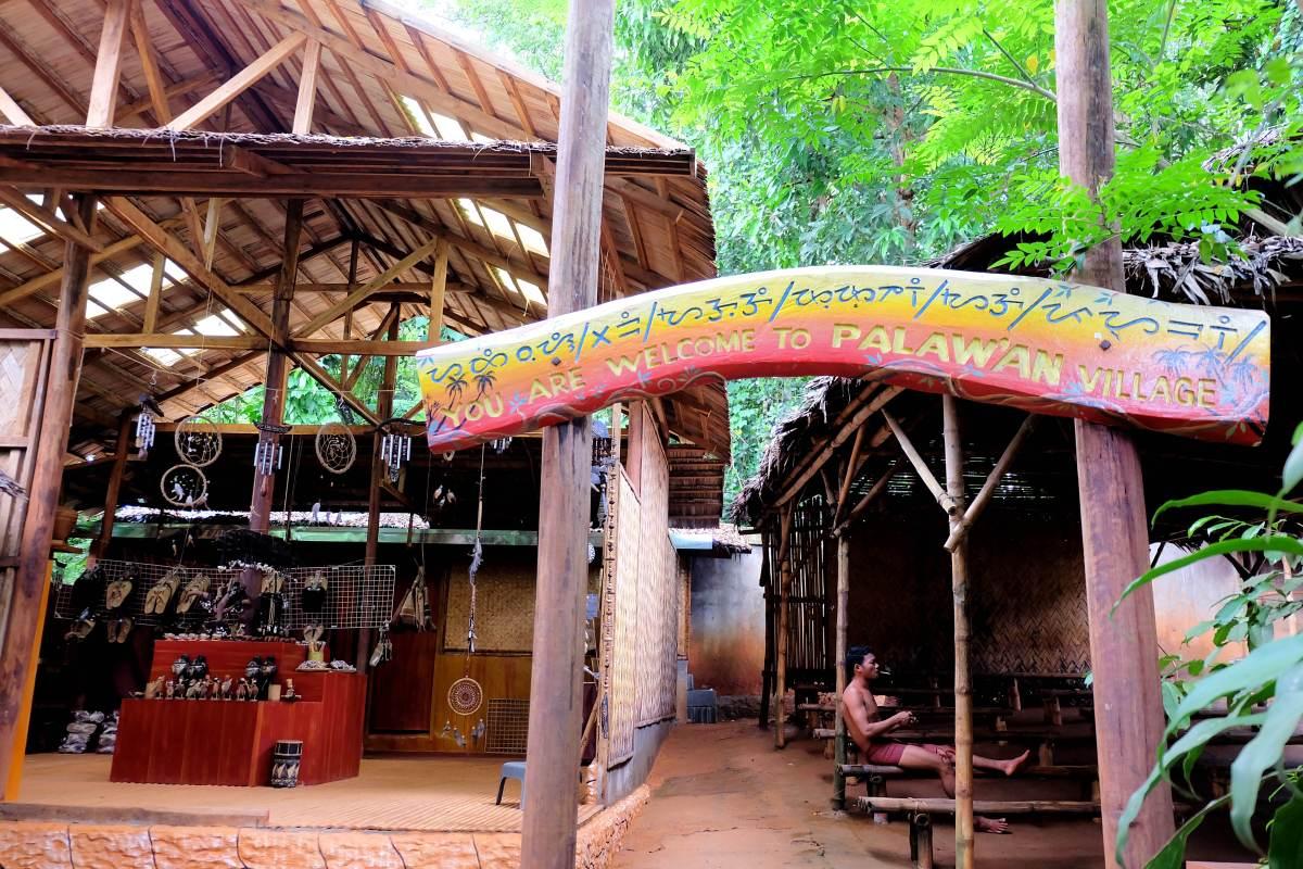 Palaw-an Village