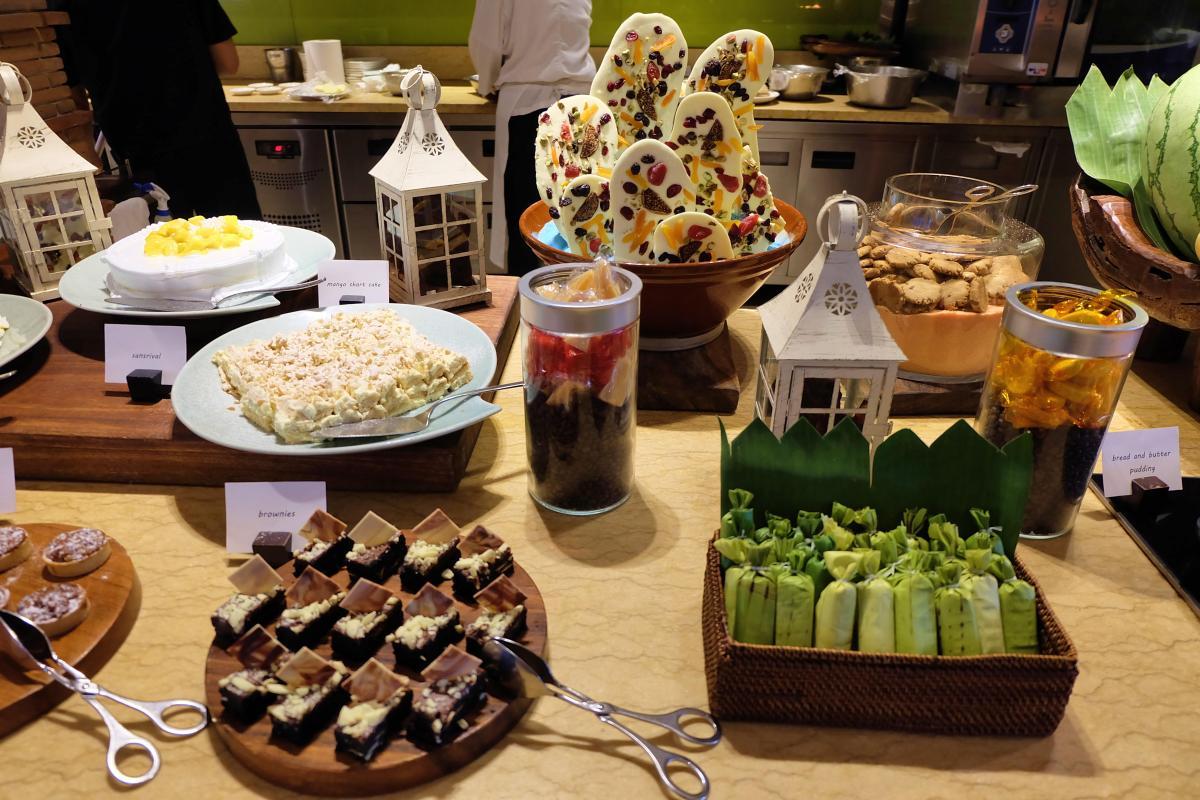 Cafe 1228 Desserts