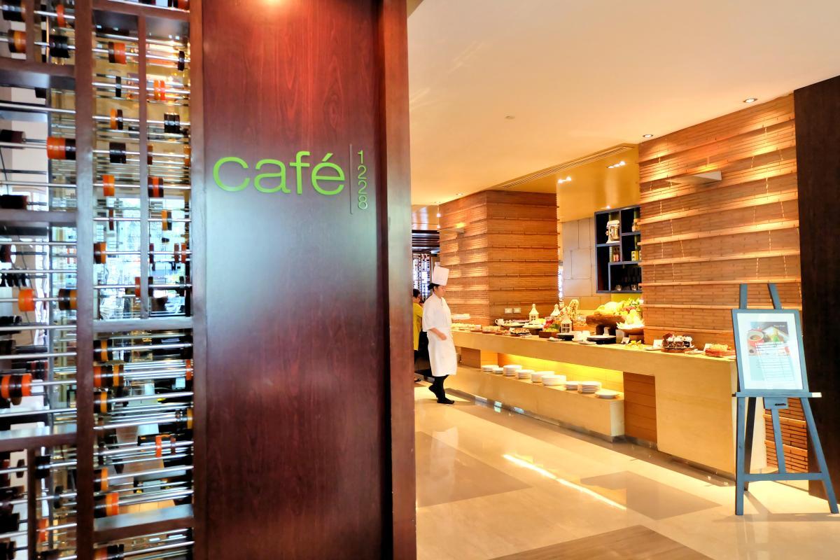 Cafe 1228 Entrance