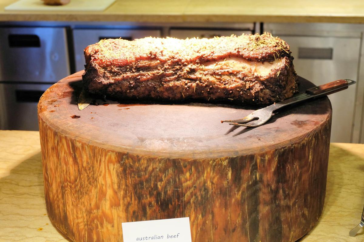 Cafe 1228 Roast Beef