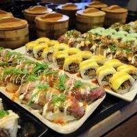 Buffet Review: Cafe 1228 New World Makati Hotel