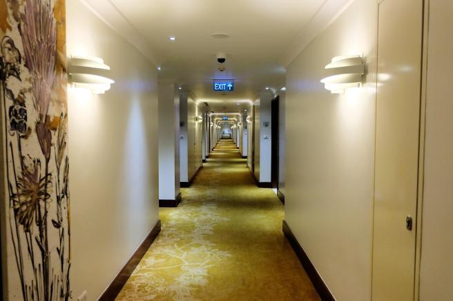 Fairmont Hallway