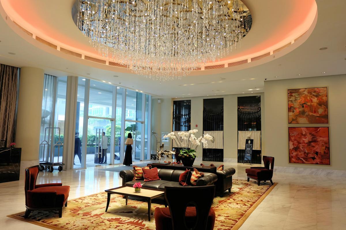 Fairmont Lobby 2