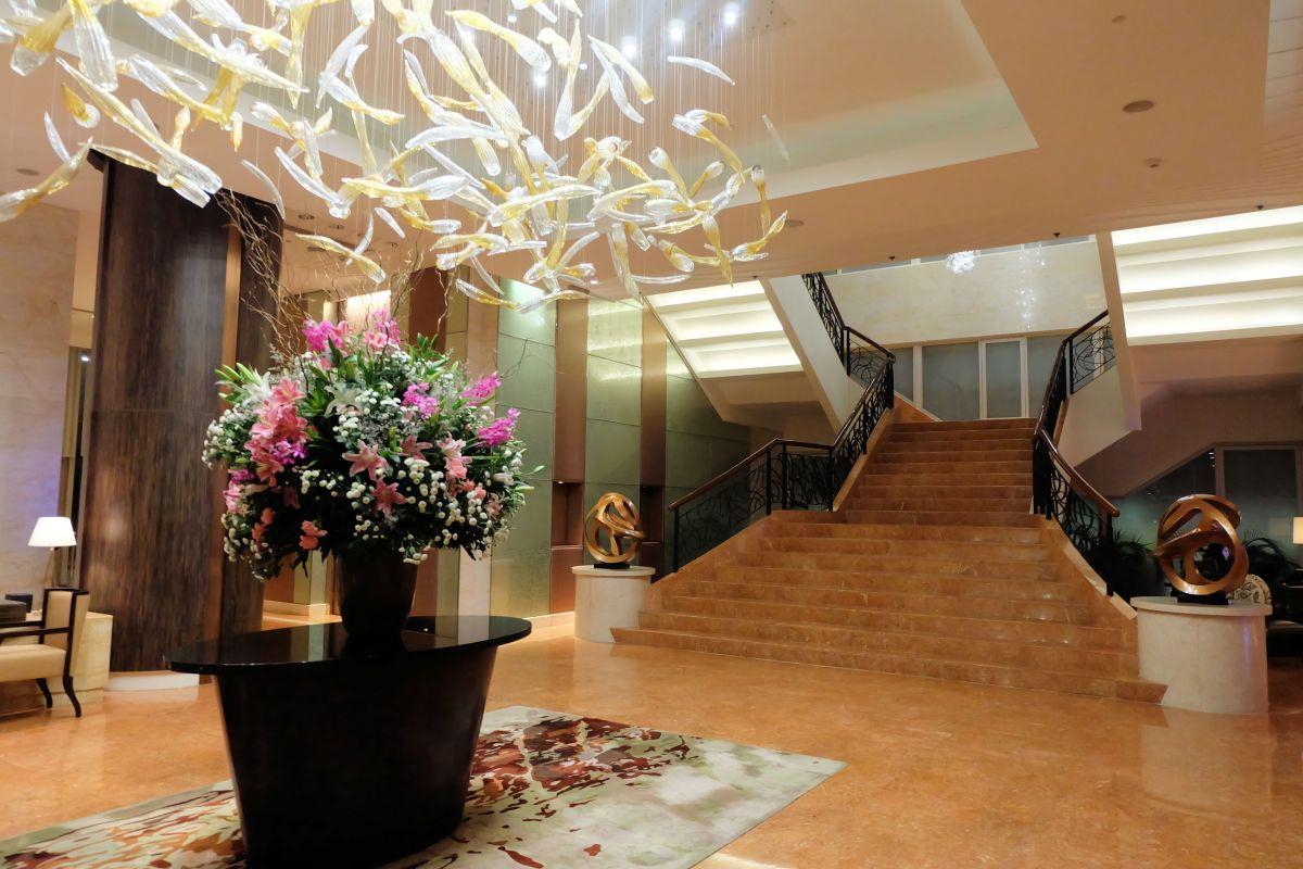 Fairmont Lobby 4