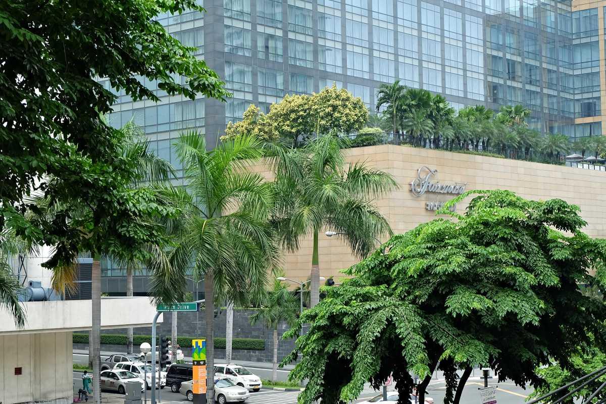Fairmont Makati Hotel