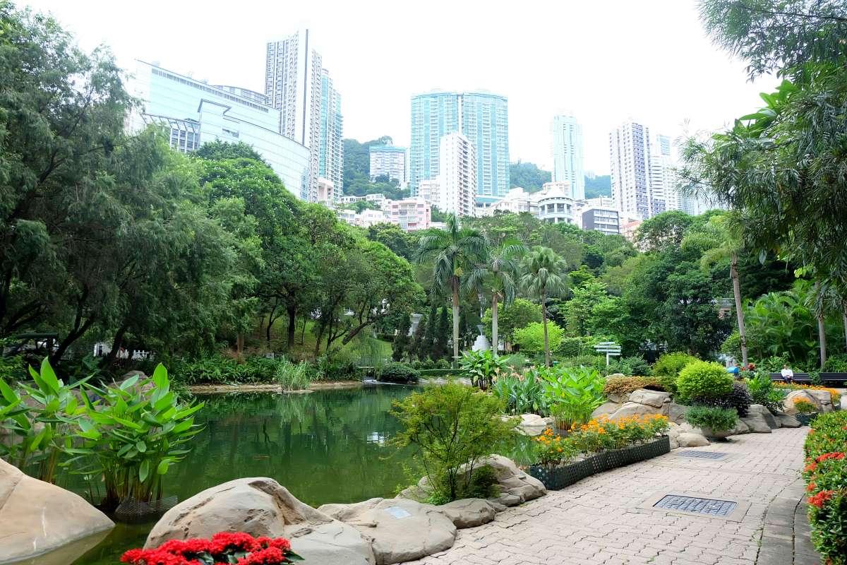 Hong Kong Park 2