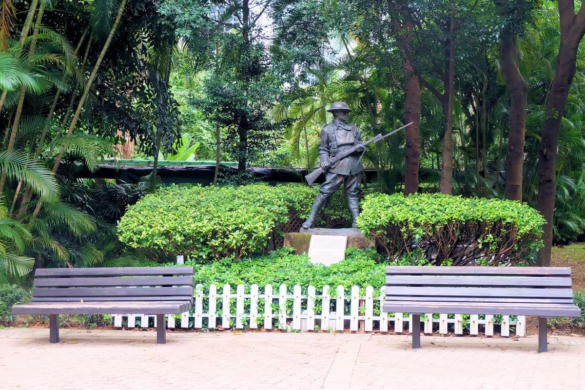 Hong Kong Park 7