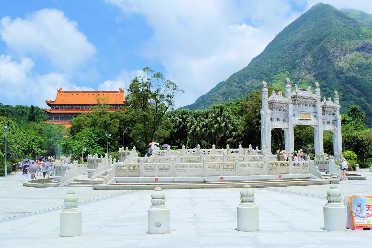 Lantau Island 1