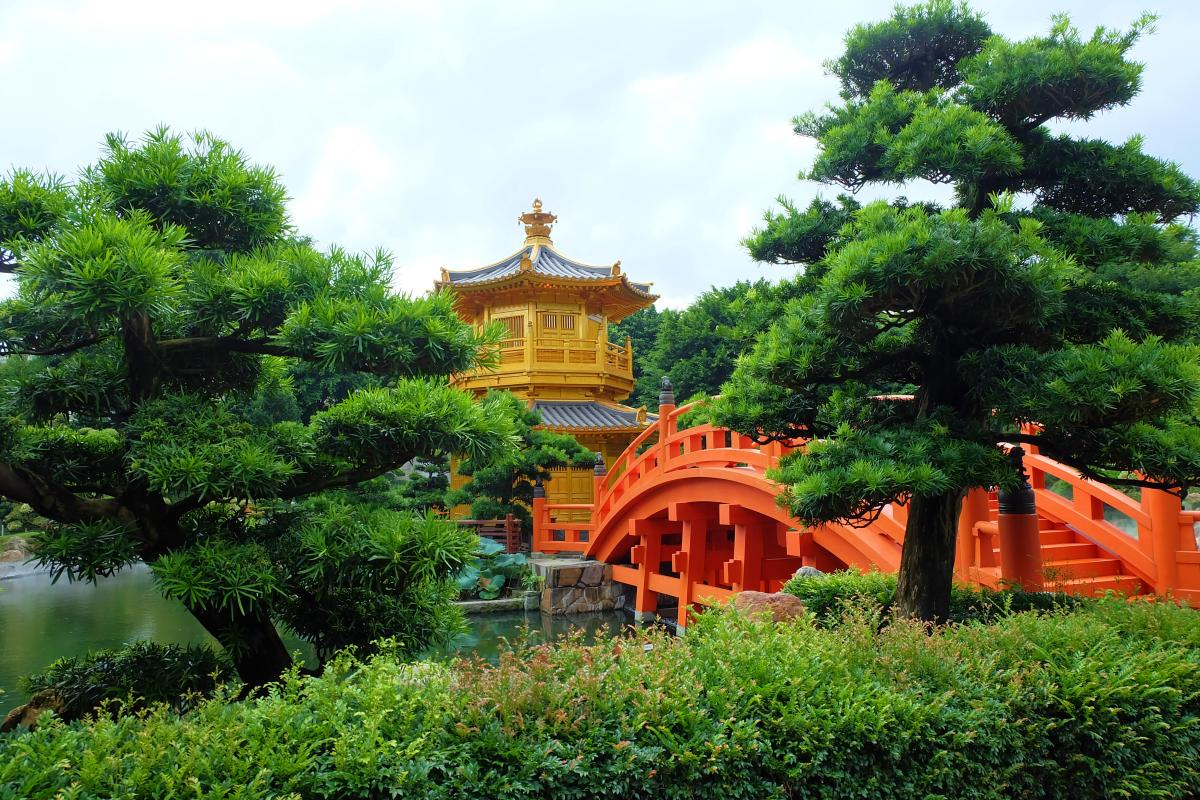 3 Must-See Gardens In Hong Kong