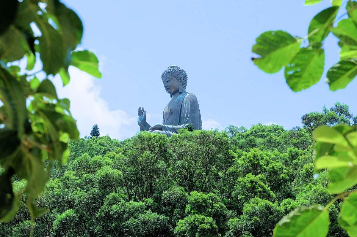 Tian Tian Buddah 1