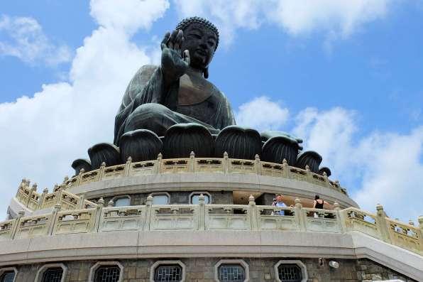 Tian Tian Buddah 4