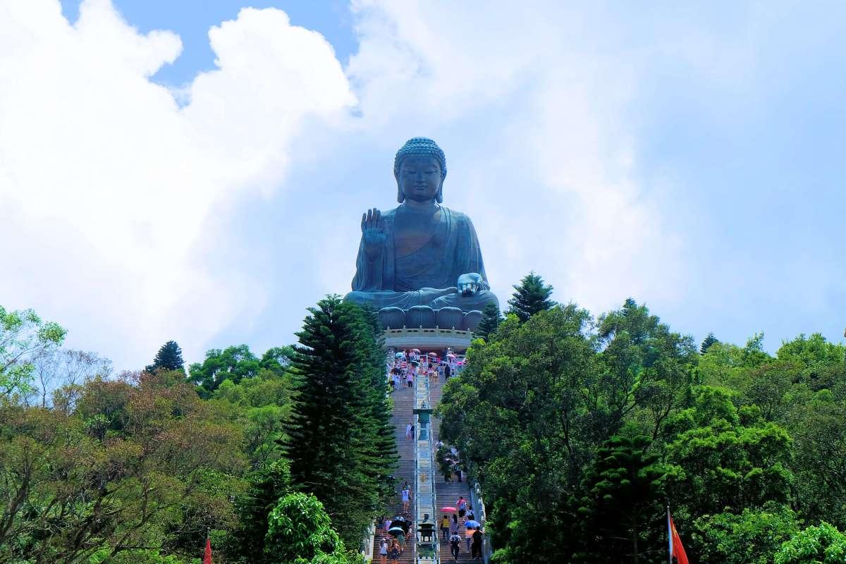 Tian Tian Buddah