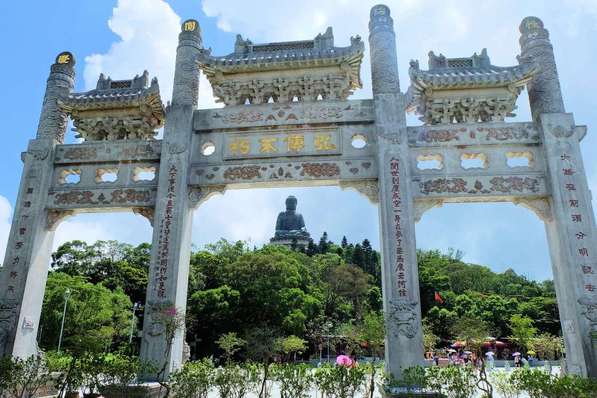 Tian Tian Buddha 4