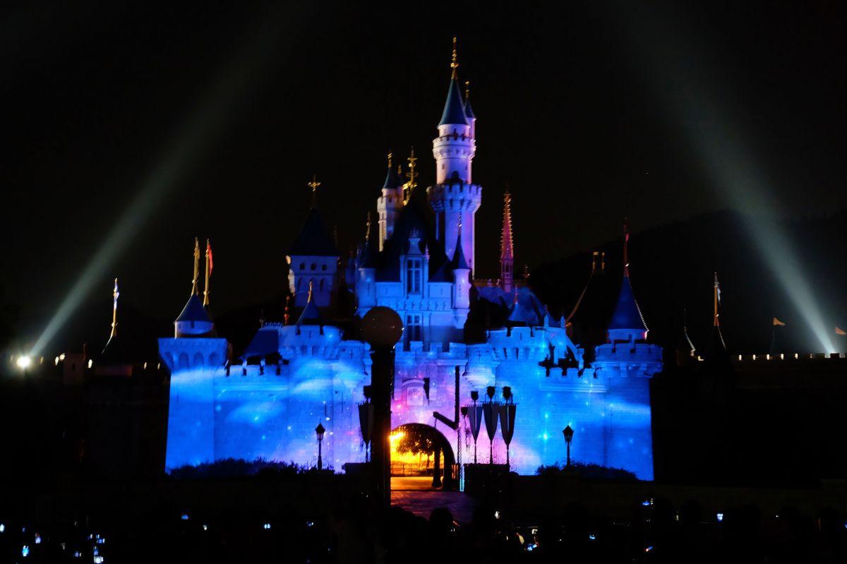 Disney Fireworks 1