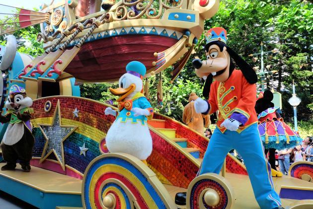 Disney Parade 2