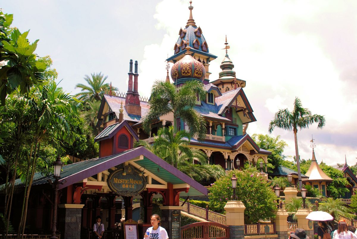 Disneyland HK Manor