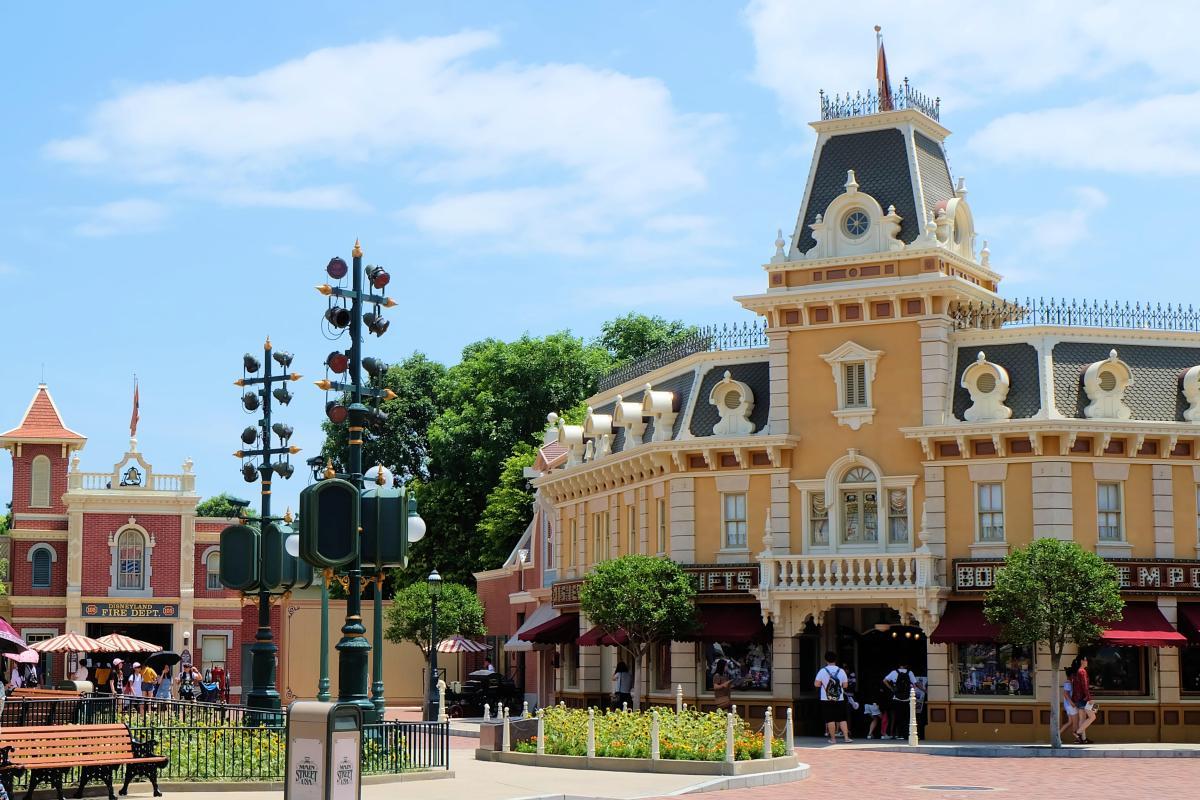 HK Disneyland 1