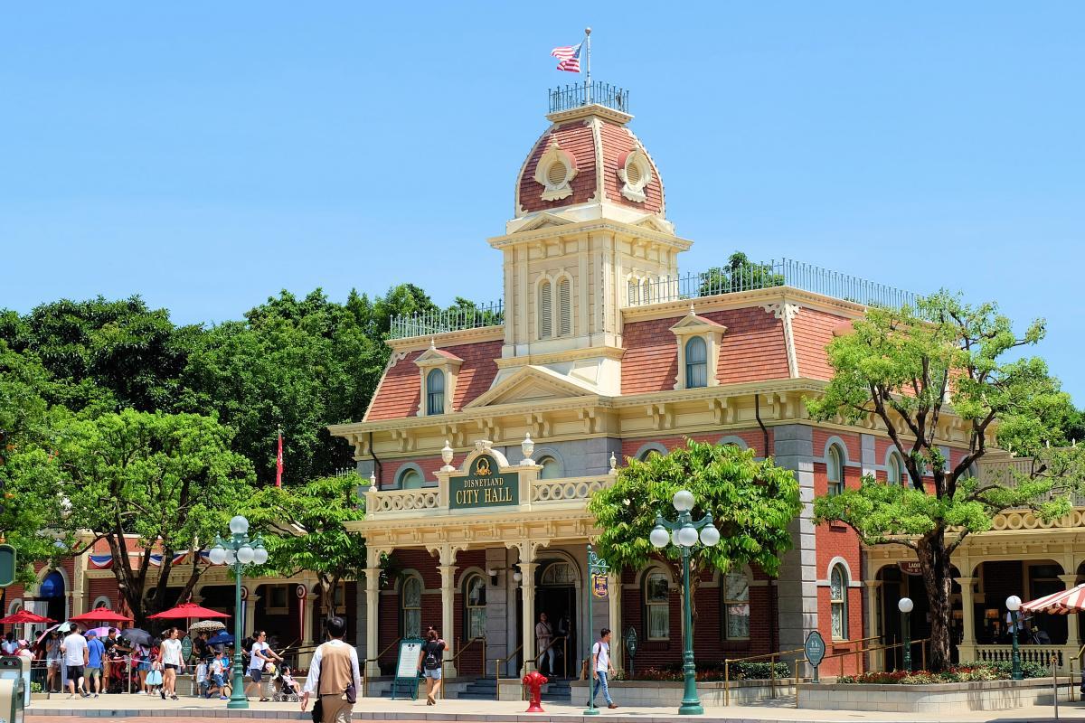 HK Disneyland 2