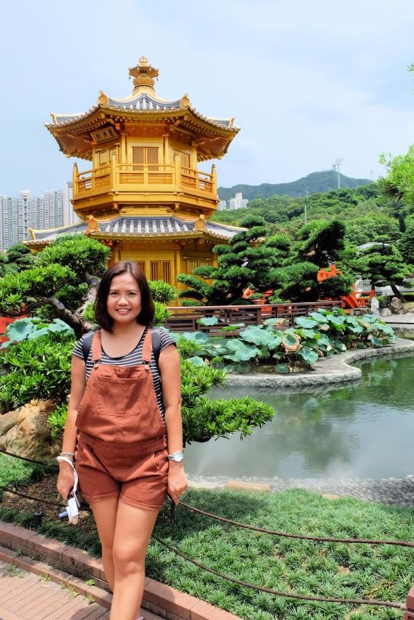 Joy at Nan Lian