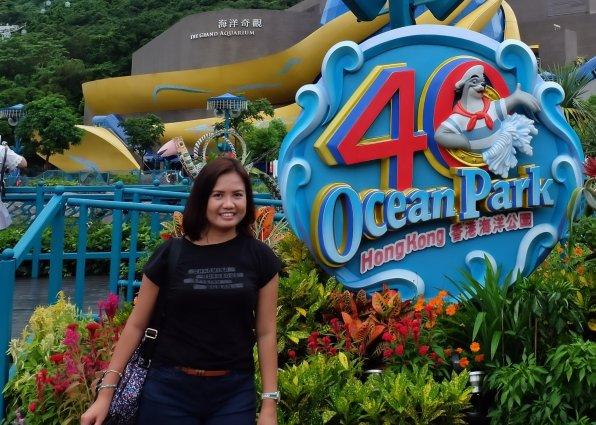 Joy in Ocean Park 1