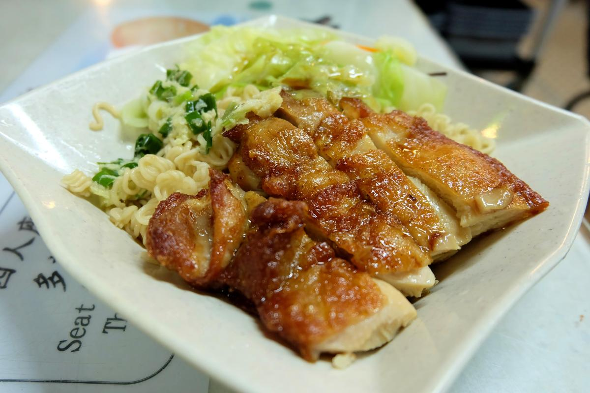 Authentic Taste Of Hong Kong: LAN FONG YUEN Cha Chaan Teng