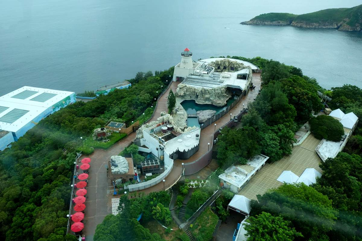 Ocean Park Rides 1