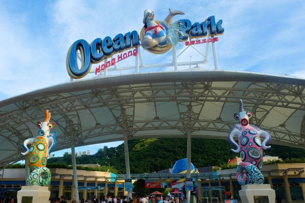 Welcome to Ocean Park