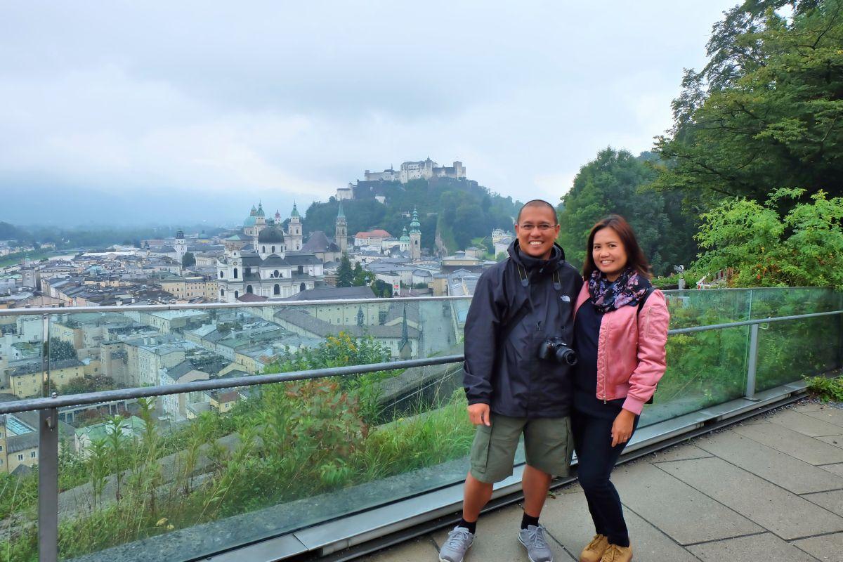 Derick and Joy Salzburg