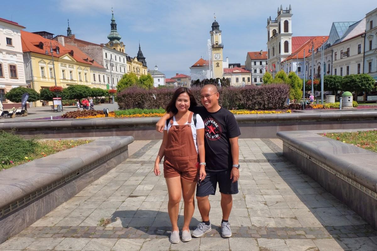 Derick & Joy Banska Bystrica