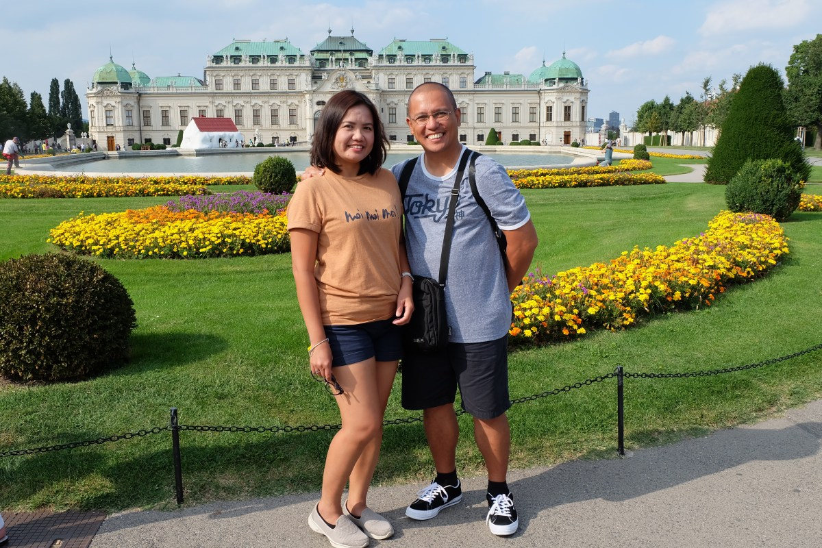 Derick & Joy Belvedere Palace.jpg