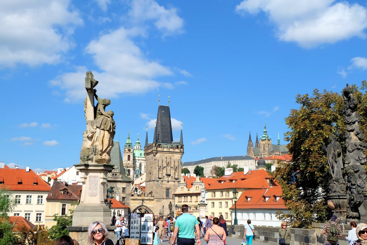 Exploring Prague: The City Of A Hundred Spires