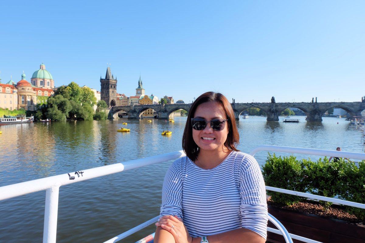 Vltava River Cruise - Joy