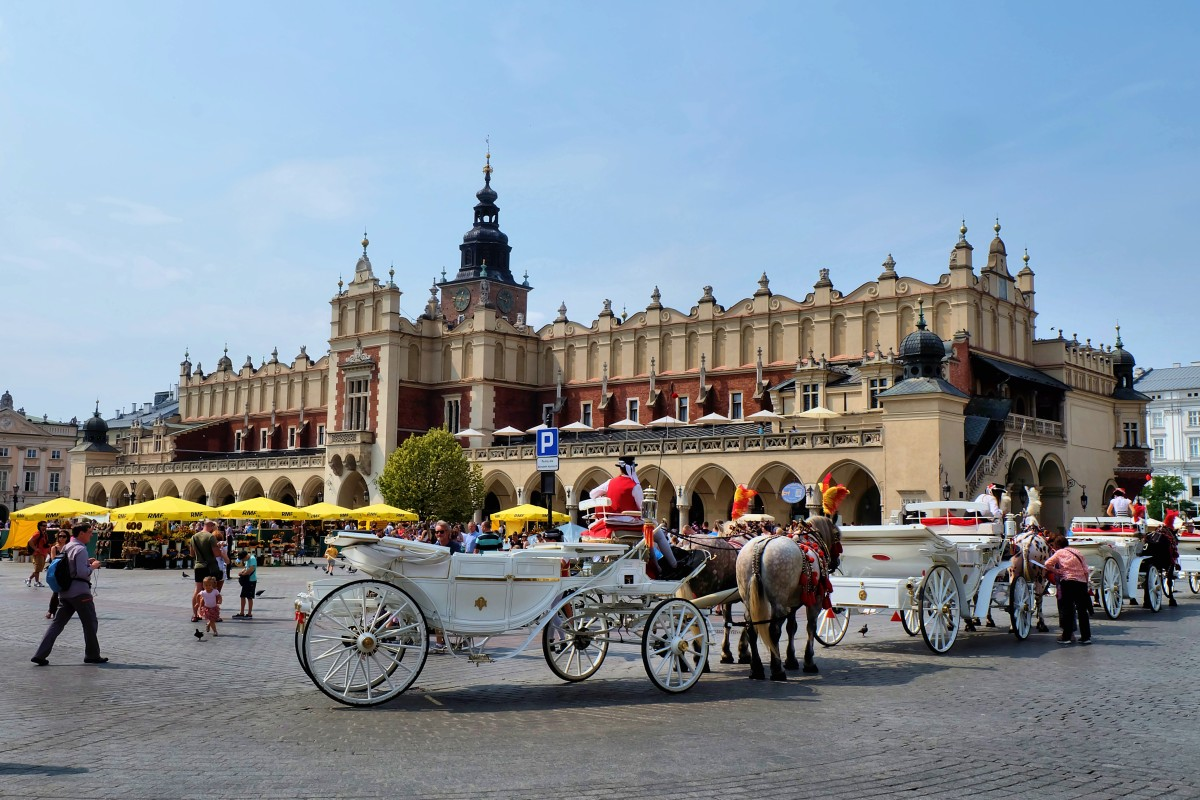 Explore Krakow, Poland: Recommended Places of Interest