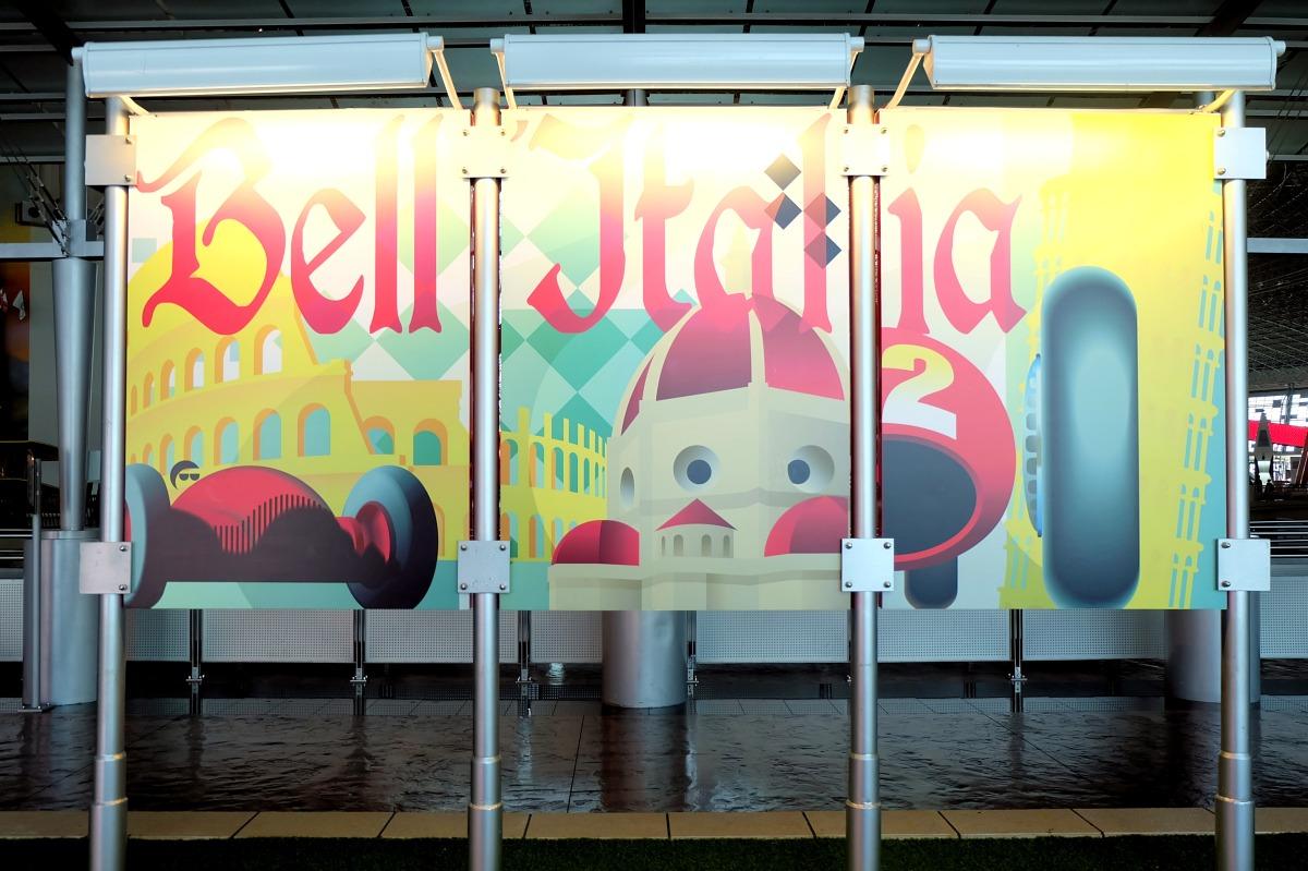 Bell Italia 1