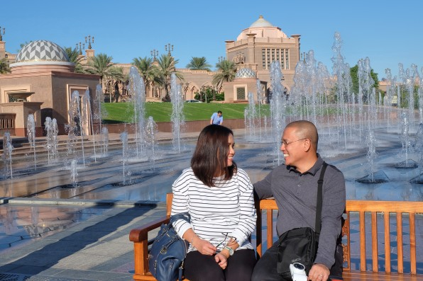 Derick&Joy Emirates Palace