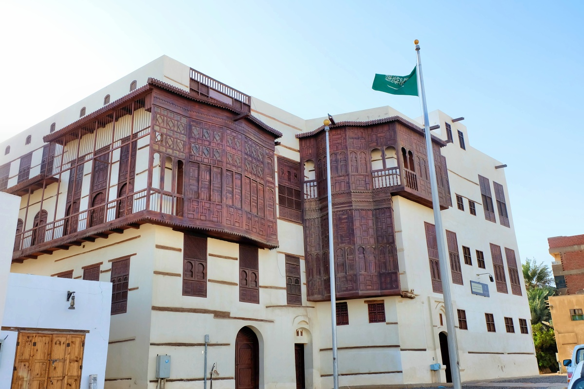 Yanbu Historic Bldg