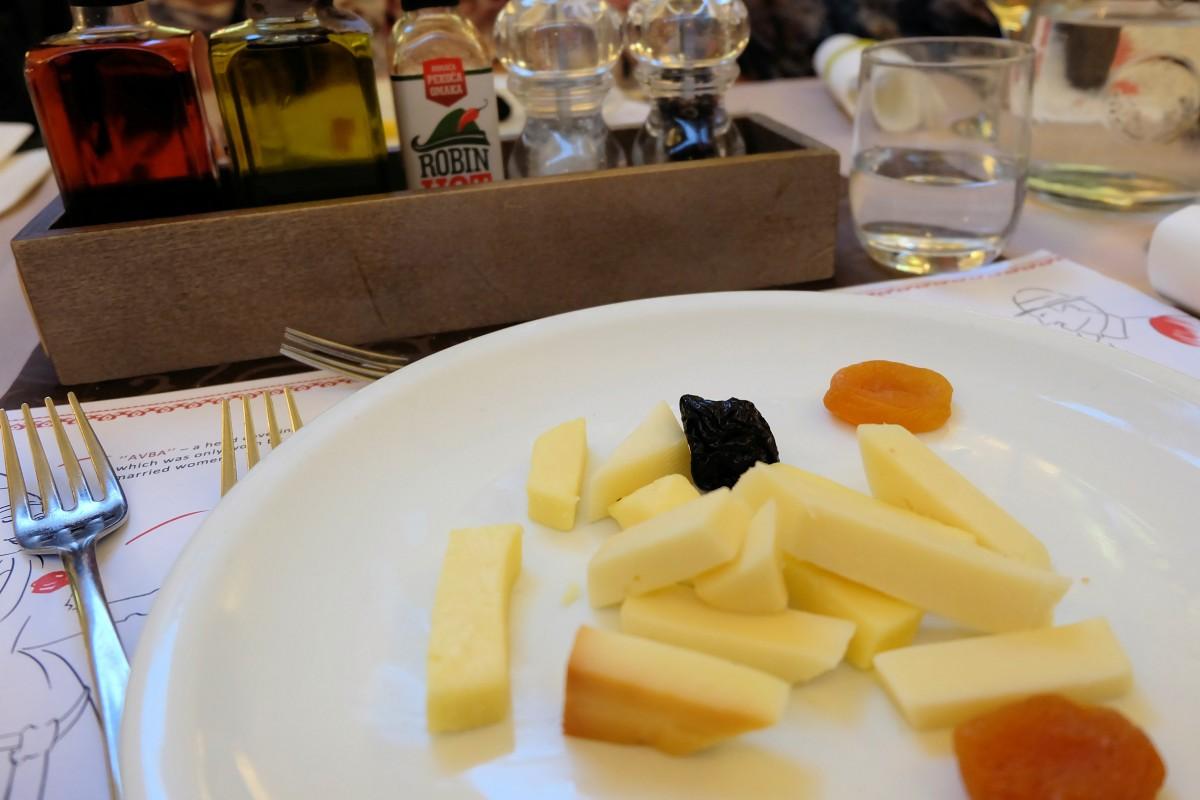 Slovenian Dinner Starter-1