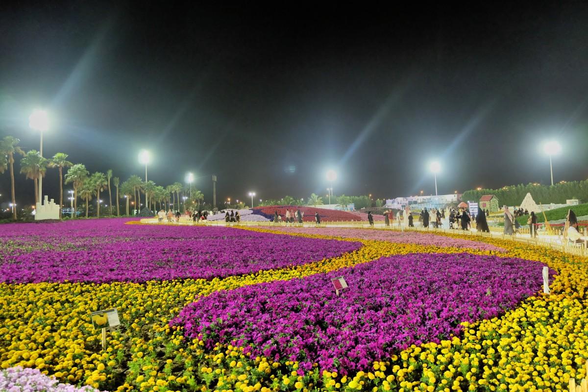 Yanbu Flower Festival 2018-13